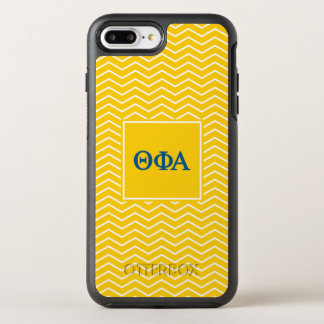 Theta Phi Alpha | Chevron Pattern OtterBox Symmetry iPhone 7 Plus Case