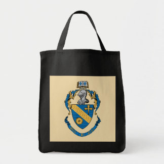 Theta Phi Alpha Coat of Arms Canvas Bags