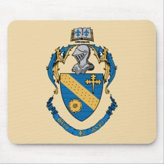 Theta Phi Alpha Coat of Arms Mouse Mat
