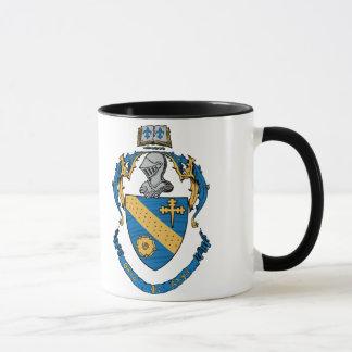 Theta Phi Alpha Coat of Arms Mug