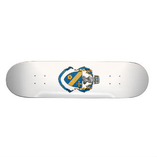 Theta Phi Alpha Coat of Arms Skate Decks