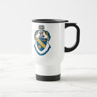 Theta Phi Alpha Coat of Arms Travel Mug
