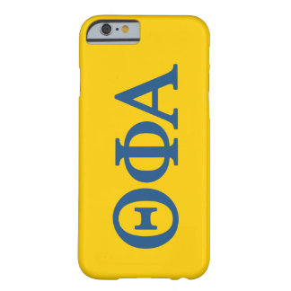 Theta Phi Alpha Lil Big Logo Barely There iPhone 6 Case