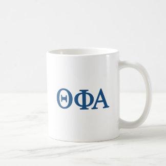Theta Phi Alpha Lil Big Logo Coffee Mug