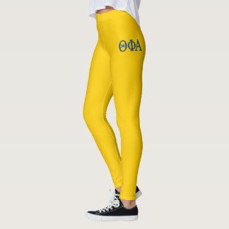 Theta Phi Alpha Lil Big Logo Leggings