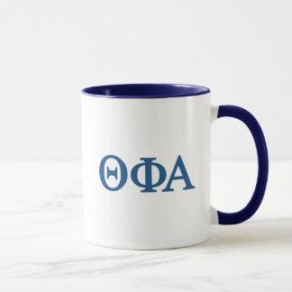 Theta Phi Alpha Lil Big Logo Mug
