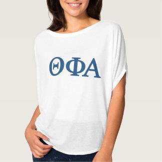 Theta Phi Alpha Lil Big Logo T-Shirt