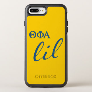 Theta Phi Alpha Lil Script OtterBox Symmetry iPhone 8 Plus/7 Plus Case
