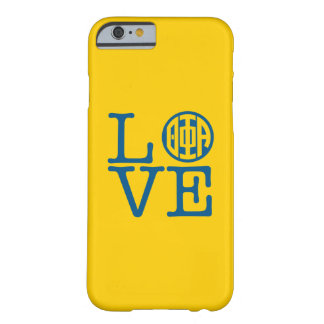 Theta Phi Alpha Love Barely There iPhone 6 Case