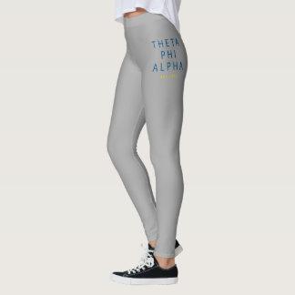 Theta Phi Alpha Modern Type Leggings