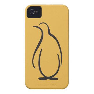 Theta Phi Alpha Penguin Logo Case-Mate iPhone 4 Cases