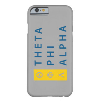 Theta Phi Alpha Stacked Barely There iPhone 6 Case