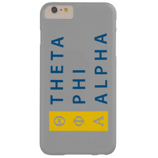 Theta Phi Alpha Stacked Barely There iPhone 6 Plus Case