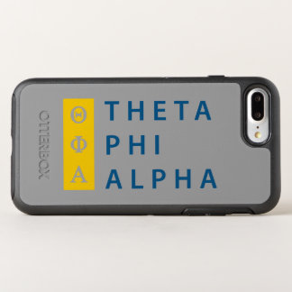 Theta Phi Alpha Stacked OtterBox Symmetry iPhone 8 Plus/7 Plus Case