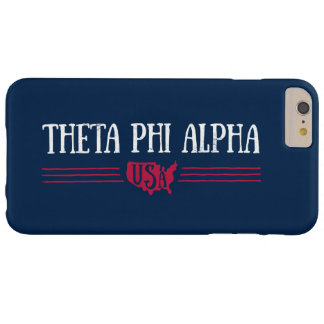 Theta Phi Alpha USA Barely There iPhone 6 Plus Case