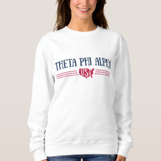 Theta Phi Alpha USA Sweatshirt