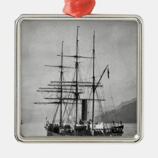 TheTerra Nova sailed by Scott Christmas Ornament