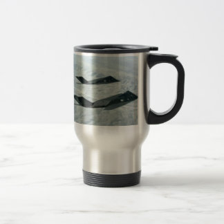 TheTip of the American Fighting Spear! Travel Mug