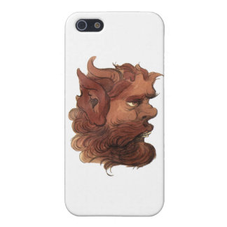 Theutus Vintage Demon Case For iPhone 5/5S