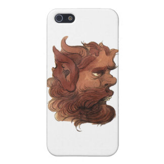 Theutus Vintage Demon iPhone 5 Cover