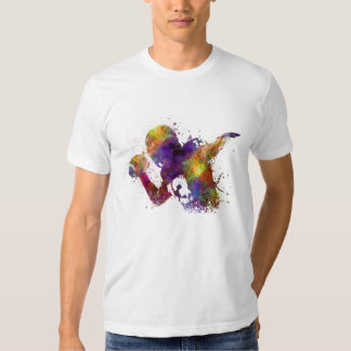 they american football to player quarterback passi t-shirt