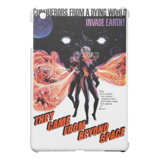 """""""They Came From Beyond Space"""" iPad Case"""