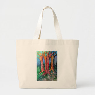 They Came To Me About Dawn Large Tote Bag
