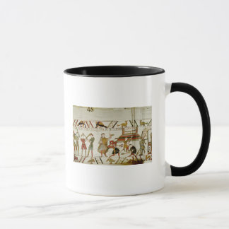 They construct the fortifications mug