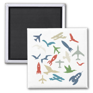 They Fly Refrigerator Magnet