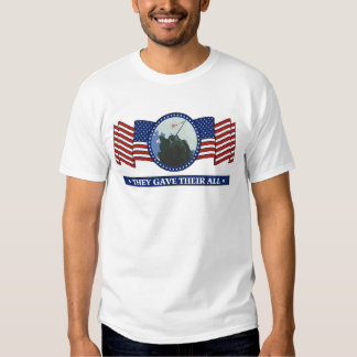 They Gave Their All Veterans Day T-Shirt