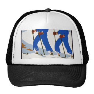 They like winter in New York State Cap