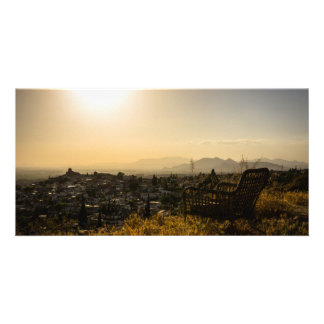 They occupy its locality photo greeting card