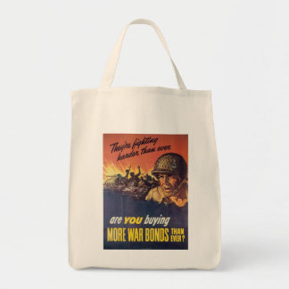 They re Fighting World War 2 Tote Bags