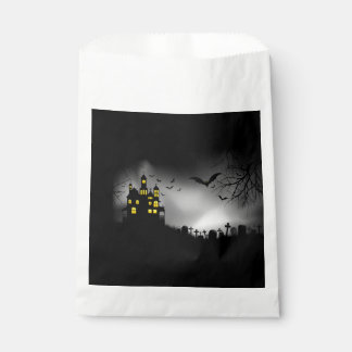 They Say Halloween Favor Bags