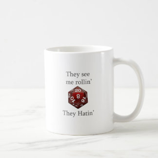 They See me rollin gear Coffee Mug