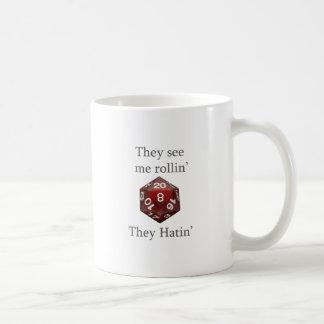They See me rollin gear Coffee Mugs