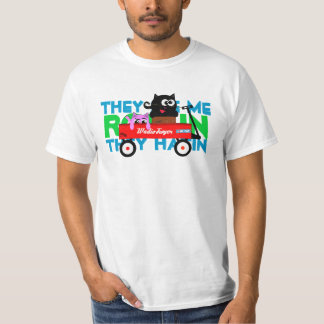 They See Me Rollin Tees