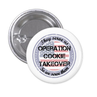 They Serve Us Button Small