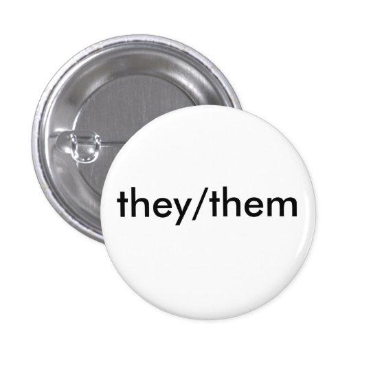 they/them pronoun badge