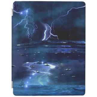 they're coming iPad cover