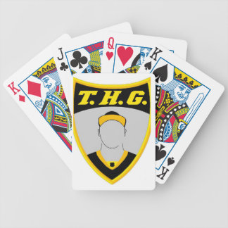 THG deck of cards