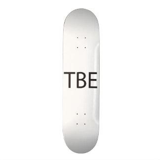 Thick Between Ears ai Custom Skate Board