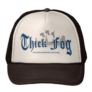 Thick fog hat