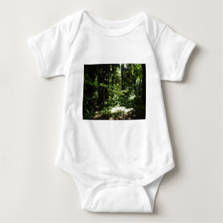 Thick of the Mountain Forest Baby Bodysuit