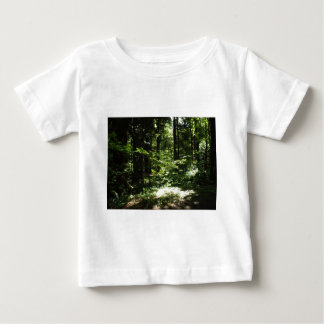 Thick of the Mountain Forest Baby T-Shirt