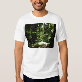 Thick of the Mountain Forest Tshirts