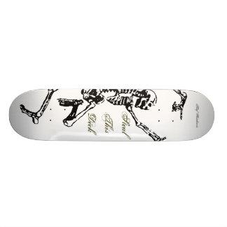 Thief Skateboards - Devine Comedy