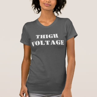 Thigh Voltage Workout Tank
