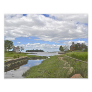Thimble Islands Photograph