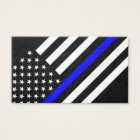 Thin Blue Line American Style Business Card